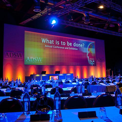 Η διοργάνωση συνεδρίων και σεμιναρίων απαιτεί κάποιες ιδιαίτερες ικανότητες